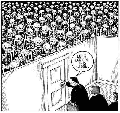 Skeletons Out Of The Closet by Skeletons Quotes Like Success