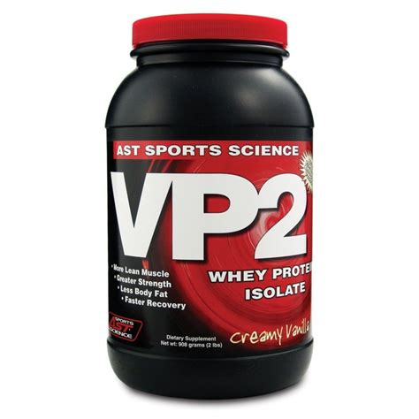 Vp2 Protein Ast Sports Science Vp2 Whey Protein Isolate 908g