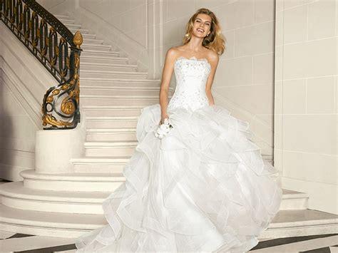 imagenes vestidos de novia 2014 vicky martin berrocal el armario de novias