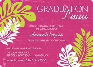 outdoor graduation ideas bbq picnic luau invitaitons