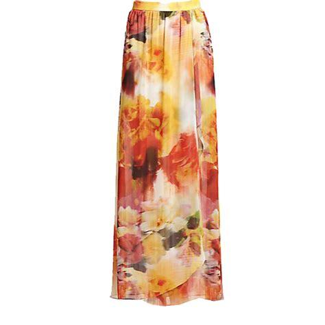Floral Chiffon Skirt floral wrap chiffon skirt elizabeth s custom skirts