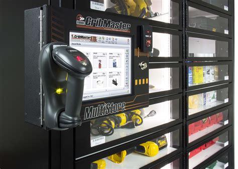 cribmaster 174 enhances suite of traditional vending