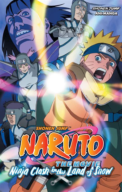 image naruto movie 1 ninja clash in the land of snow naruto the movie ani manga vol 1 book by masashi