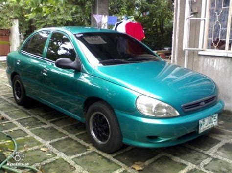 Kia 2000 For Sale 2000 Kia For Sale Bacolod Philippines Free