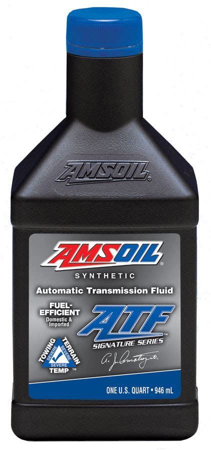 Oli Matic 77 Lubricants Atf Dx Vi Galon 5 Liter amsoil signature series fuel efficient synthetic atf atl