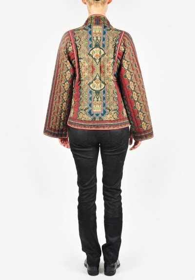 etro quilted jacket in tribal pattern santa fe dry goods etro quilted jacket in tribal pattern santa fe dry goods