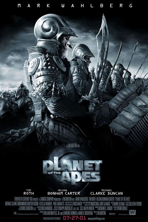 Planet Apes 2001 Full Movie Williams Film Review 6 9 13 6 16 13
