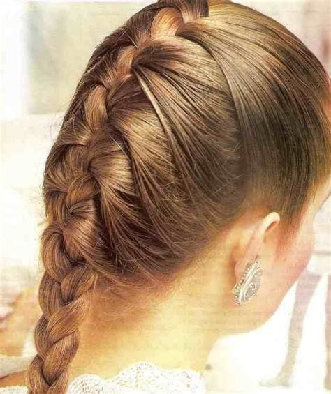 pics of french plaited hair 38 intricate french plait hairstyles hairstylo