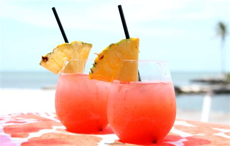 tropical rum punch recipe the eyes of a boy