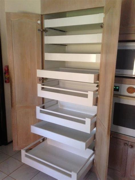 kitchen pantry cabinet with drawers inadrawer 174 tandembox 8 drawer pantry inadrawer 174