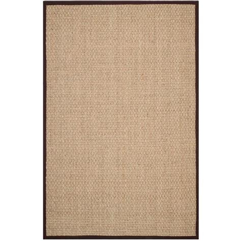 safavieh australia safavieh fiber beige brown 6 ft x 9 ft area