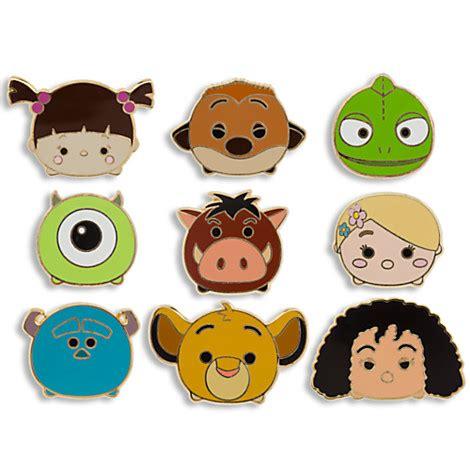 Tsum Tsum Edition by Disney Tsum Tsum Limited Edition Pin Set My Tsum Tsum