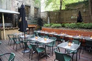 Patio Food by Outdoor Dining Guide Nyc S Best Summertime Restaurants