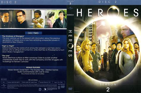 Heroes Of The Battlenet Backup Dvd covers box sk heroes season 2 disc 2 2008 not high quality dvd blueray