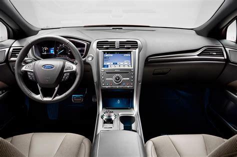 ford fusion 2017 interior ford fusion 2017 primer vistazo