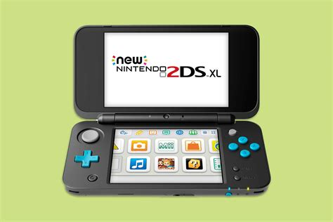 console nintendo ds nintendo announces new 2ds xl handheld system time
