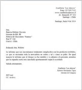 Carta de recepci 243 n