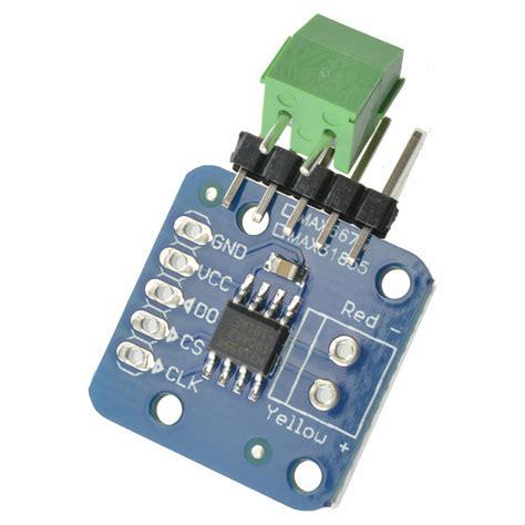 Modul Max31855 Temperature Thermocouple K Type Sensor 200 1350c competitive new max31855 module k type thermocouple sensor for arduino w ebay