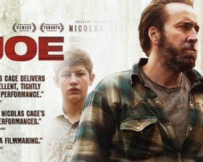 joe film nicolas cage online joe trama e cast