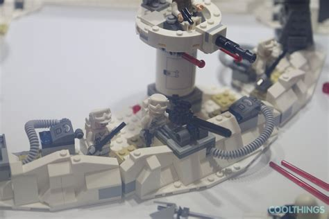 Lego 75098 Wars Assault On Hoth New Product lego wars set 75098 assault on hoth exclusive pics