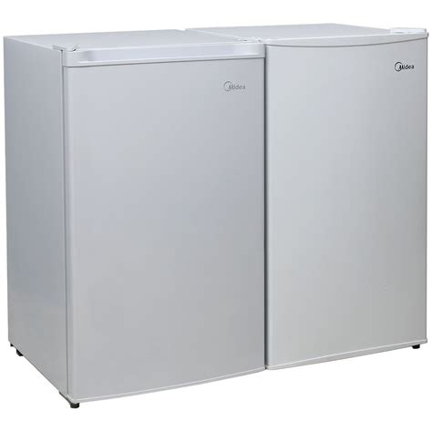 Chiller Freezer Mini mini bar midea brand fridge and freezer combination and