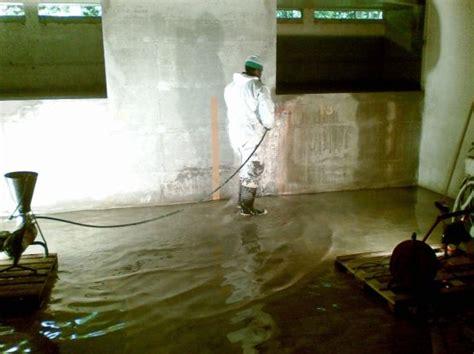 infiltrazioni d acqua dal soffitto eliminare infiltrazioni d acqua dal pavimento e soffitto