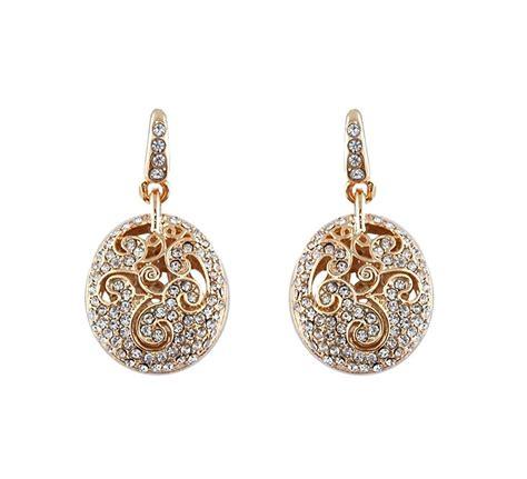 how to do earrings from bridal earrings vintage filigree earrings