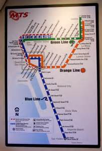 San Diego Train Map by 1000 Images About Transit Maps On Pinterest Rapid