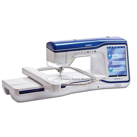 Sewing Machine For Embroidery And Quilting by Innov Is Xv Sewing Embroidery Quilting Machine