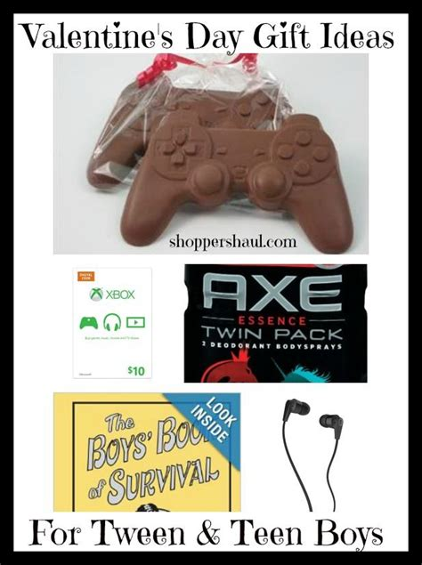 boys valentines gifts 5 gift ideas for tween and boys shopper