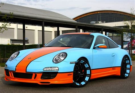 gulf racing colors gulf colors gt3 thoughts dfw auto forums