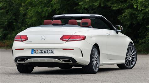 convertible mercedes 2017 2017 mercedes c300 cabriolet photo