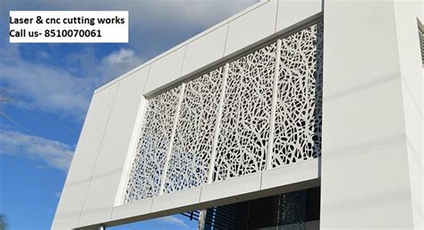 Interior Design Companies In Delhi laser cnc cutting front elevation call 91 8510070061