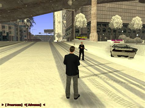 gta san andreas snow mod game free download gta san andreas mods snow textures