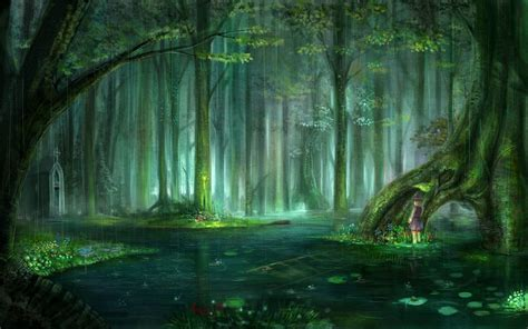 Enchanted Forest | enchanted forest backgrounds wallpaper cave