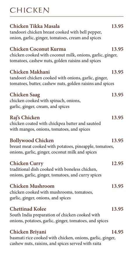 bombay house menu bombay house menu delivery slc menu