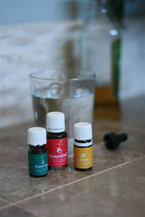 Essential Grapefruit Detox by Wonderful Weight Loss Trio Peppermint Lemon And