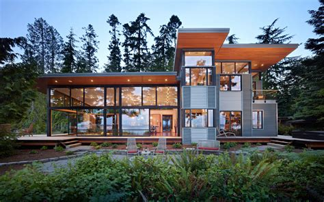 modern home design vancouver wa waterfront homes idesignarch interior design