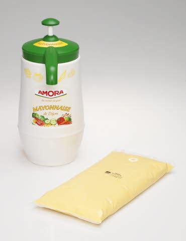 Murah Mayonnaise Mclewis 1 Kg amora produits unilever food solutions