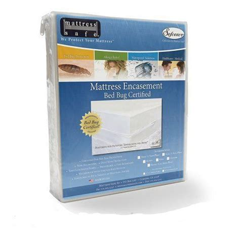 best bed bug encasement mattress safe bed bug proof mattress encasement cover