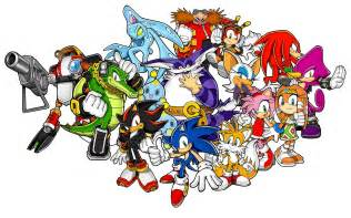 the hedge characters sonic the hedgehog s mistakes