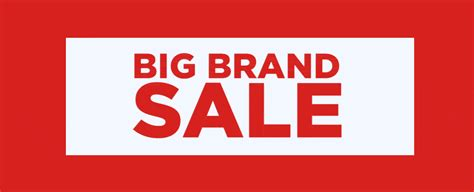 Big Brand sports sale savings of up to 80 on 1000 s of products