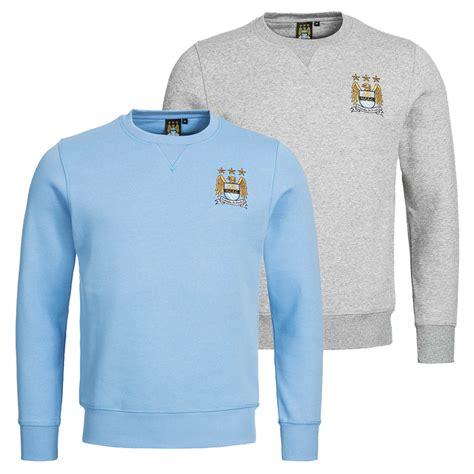 Sweater Manchester City Manchester City Fc Crew Sweatshirt City Citizens