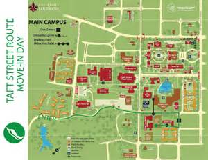 louisiana edu map ul lafayette move in central office of housing