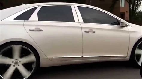 Cadillac Xts On 24s by 2013 Cadillac Xts On 24 Quot Versante
