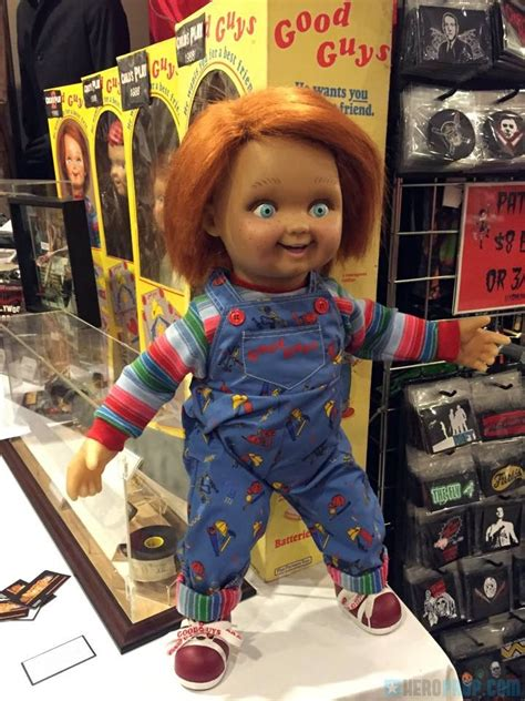 chucky movie prop for sale listing childs play 2 chucky prop screen used original