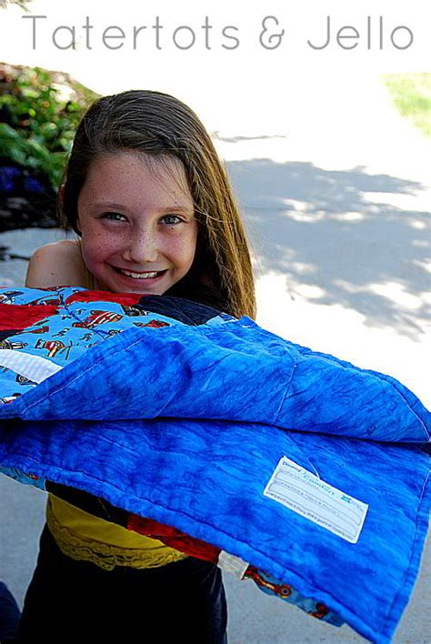 how to comfort a sick child making quilts for sick kids downy s touch of comfort