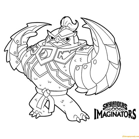 Kaos Back Print Baam king pen coloring page free coloring pages