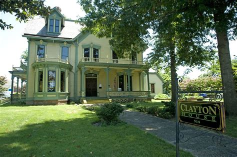 S Garden Fort Smith by Clayton House S Book Club Travel Arkansas