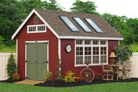 backyard garden potting sheds  sale  pa